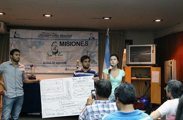 Se llevó a cabo un foro debate sobre políticas públicas de inclusión en la ciudad de Posadas.