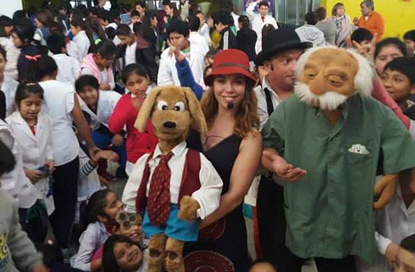 Se llevó a cabo una jornada de tenencia responsable de mascotas en Santa Cruz.