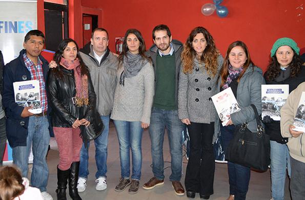 Imagen de estudiantes del programa FinEs