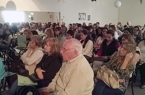 Se llevó a cabo un foro por la inclusión e integración en la ciudad de Chacabuco.