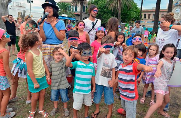 Más de 100 mil personas visitaron el Espacio Unzué en Mar del Plata.
