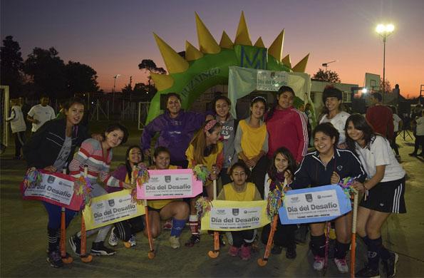 Esta campaña mundial alienta la actividad física de forma regular en beneficio de la salud.