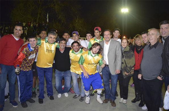 Más de 5 mil personas participaron del Día Internacional del Desafío Deportivo.