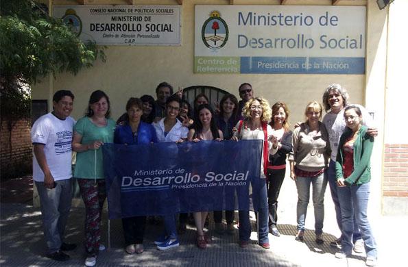 Se realizaron jornadas de capacitación sobre diversidad sexual en Río Negro.