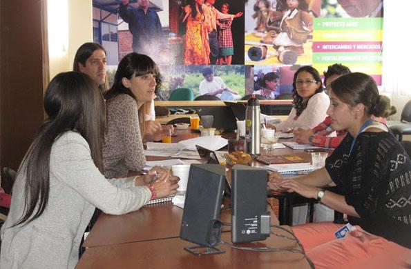 Se expusieron las características del programa, sus alcances y logros.