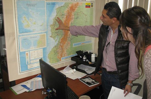 Se abordó la posibilidad de implementar la Marca Colectiva en Ecuador.