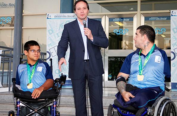 La delegación argentina obtuvo un total de 112 preseas en Juegos Parasuramericanos en Santiago.
