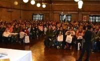 Más de 300 personas participaron de esta iniciativa.
