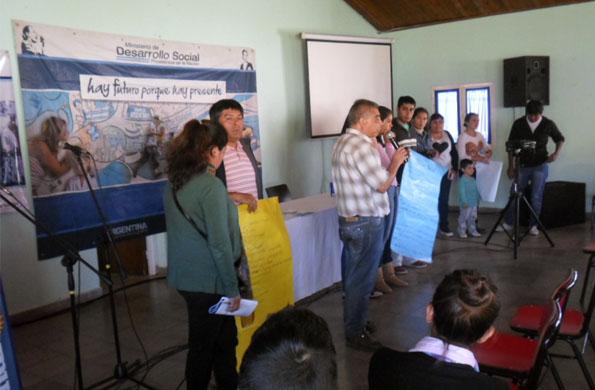 Catamarca participó del foro por la inclusión y la integración.
