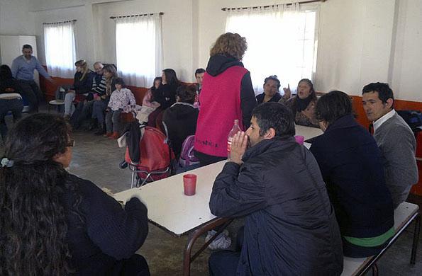Desarrollo Social busca profundizar la participación y la organización comunitaria en todo el país.