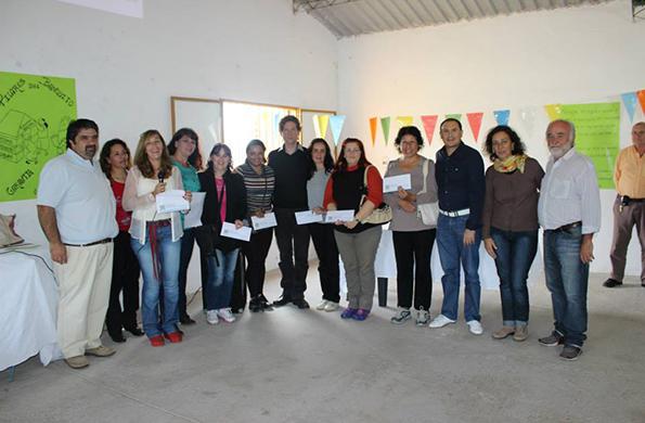 Se realizó la entrega de 30 microcréditos en la provincia de Córdoba.