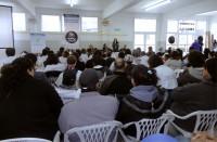 Imagen de reunión del proyecto Nuestro Lugar
