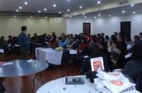 Este mes, el encuentro tuvo lugar en la provincia de San Luis.
