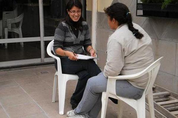 Las primeras capacitaciones en comunicación se realizaron en ciudad de Paraná.