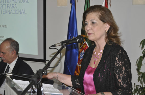 En representación de la ministra participó Inés Páez.