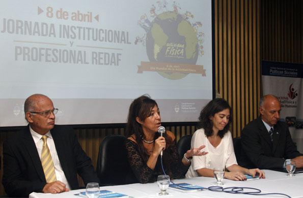 La REDAF articula sus acciones con instituciones académicas.