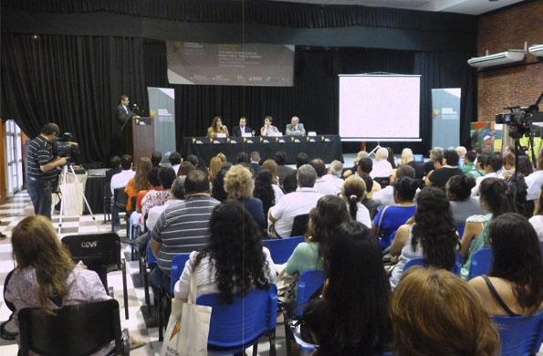 Participaron profesionales, estudiantes e investigadores de la temática.
