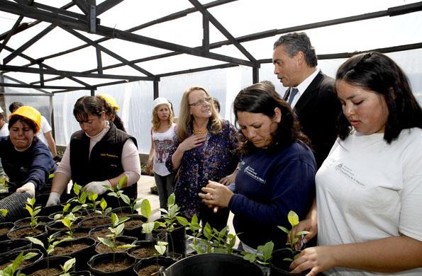 Lo afirmó Alicia Kirchner mediante una teleconferencia mediante la cual participó de las actividades llevadas adelante en José C. Paz, en el marco del programa Ellas Hacen.