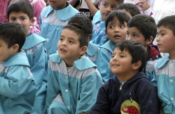 Más de 1.500 niños y niñas disfrutaron de las presentaciones en Salta.