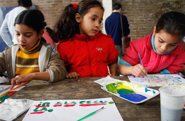 La iniciativa buscó diseñar acciones que favorezcan una socialización y crianza no sexista.