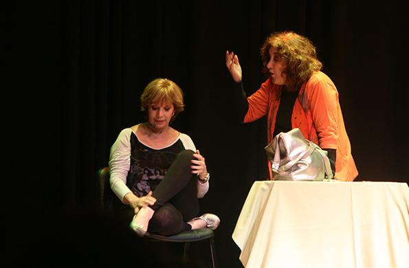 """El ciclo """"Teatro de la vida cotidiana"""" se presentó en Entre Ríos."""