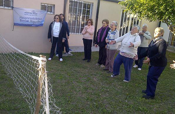 Desarrollo Social organizó una jornada de Responsabilidad Social Deportiva en Campana.