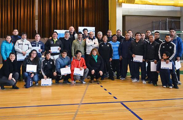 Este encuentro formó parte de la serie de conferencias sobre Responsabilidad Social Deportiva.