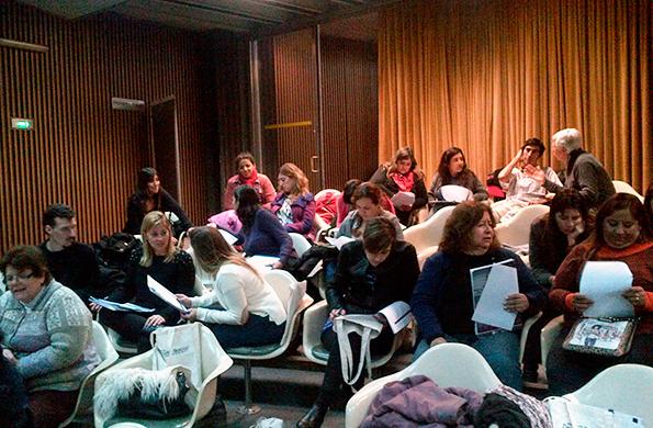 Se realizó el segundo encuentro de referentes del monotributo social.