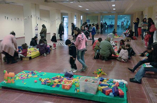La actividad tuvo lugar en la Facultad de Ciencias Sociales de la UBA.