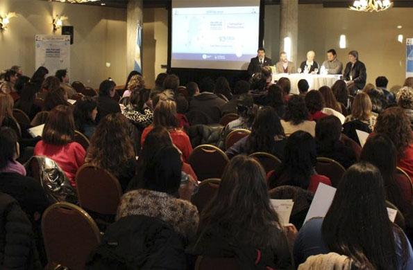 Se realizó una jornada en y participaron 112 representantes del Sistema de Protección de Derechos.