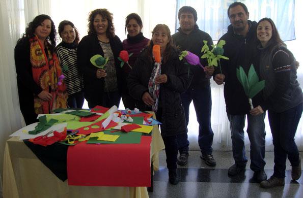 Las actividades tuvieron lugar en la ciudad de Anillaco.