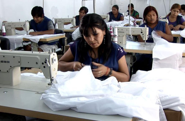 Desarrollo Social continúa fortaleciendo a cooperativas textiles.