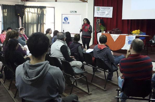 Se realizó un encuentro de economías colaborativas en Bariloche.