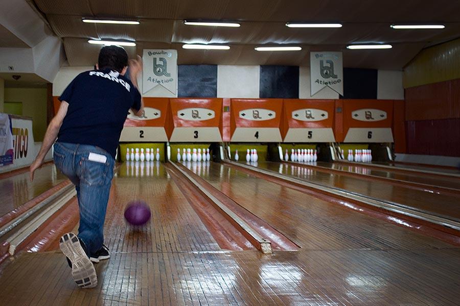 Compite en bowling y ya ganó una medalla de bronce en petanca en el Mundial para Trasplantados 2015.