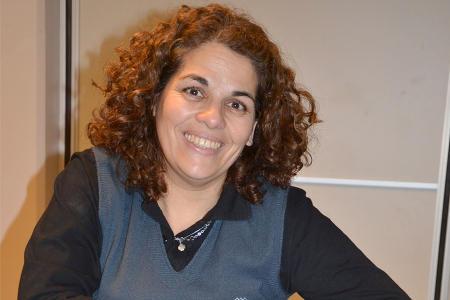 Silvia López tiene 45 años, es enfermera desde los 18 y trabaja en el área de cuidados críticos de adultos en el Hospital Posadas de la provincia de Buenos Aires.