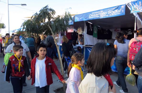 Las nuevas ferias funcionan en las provincias de Santa fe y Mendoza.