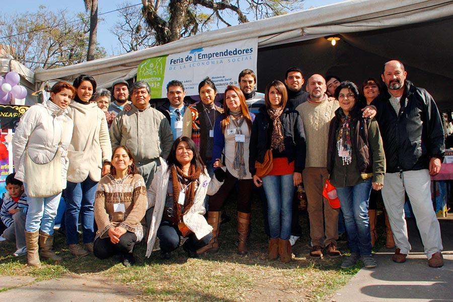 La actividad tuvo lugar el fin de semana pasado en Tucumán.