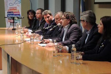 Se realizó un encuentro regional y un foro de participación ciudadana en la provincia de San Juan.