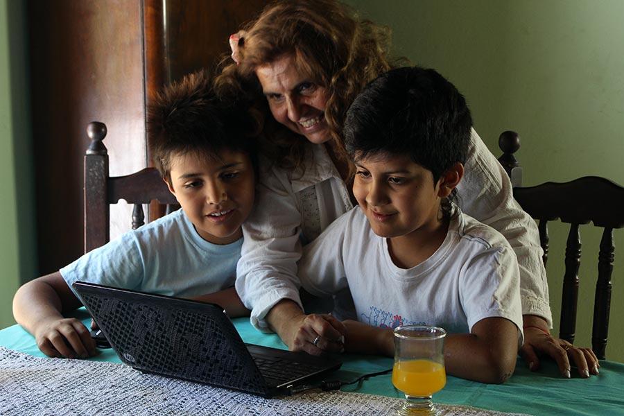 Desarrollo Social renueva su web TV.