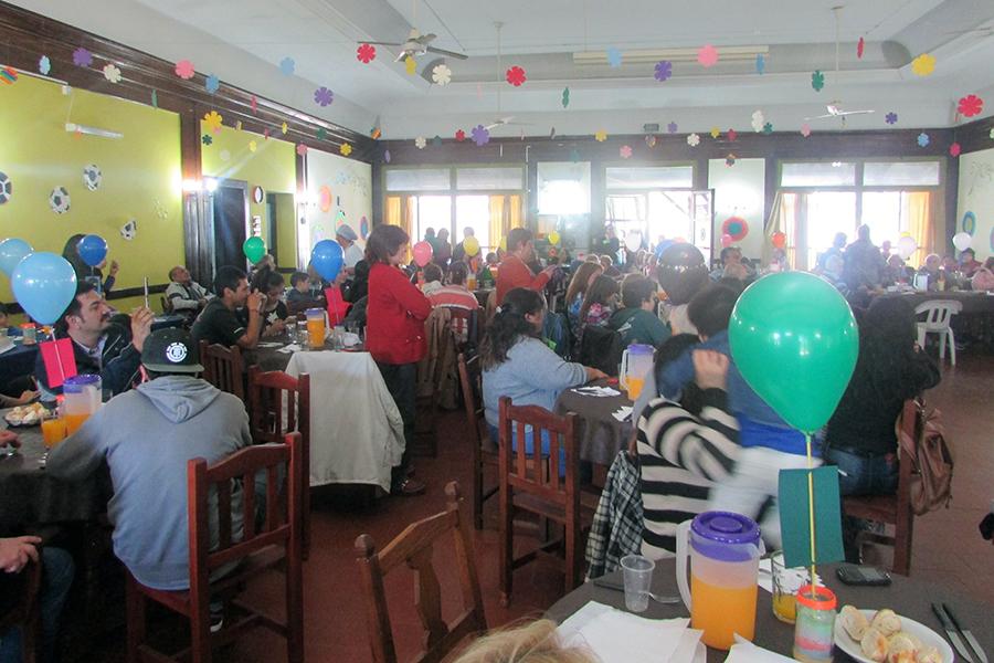 De la actividad participaron más de 150 personas.