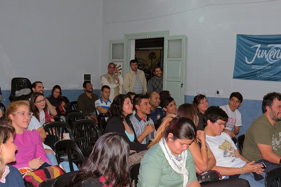 El primer taller se realizó el viernes pasado en la provincia de Corrientes.