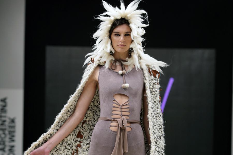 Desfile de Buenos Aires Alta Moda