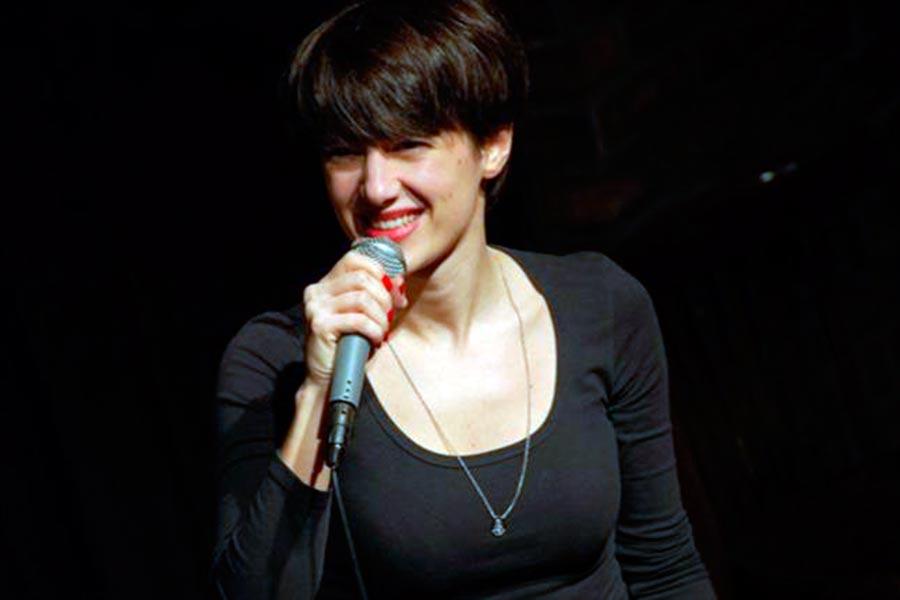 Malena pichot participará del ciclo de entrevistas abiertas en Tecnópolis.