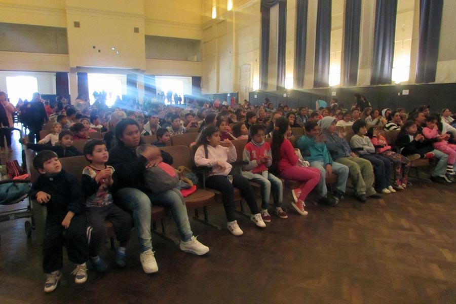En el Espacio Colonia Gutiérrez hay actividades culturales, deportivas de formación y capacitación.