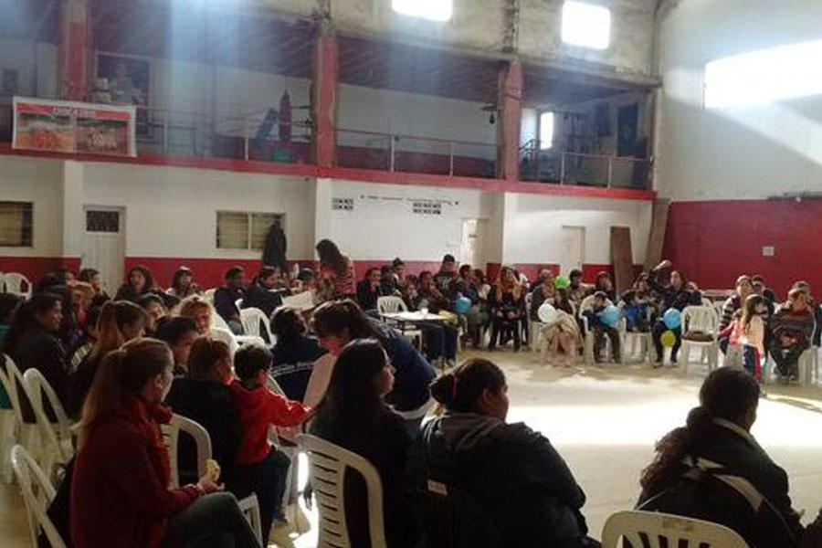 Mujeres de Ellas Hacen participaron de un encuentro integrador en La Plata