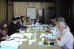 El Comité del Consejo Federal de Discapacidad se reunió ayer.
