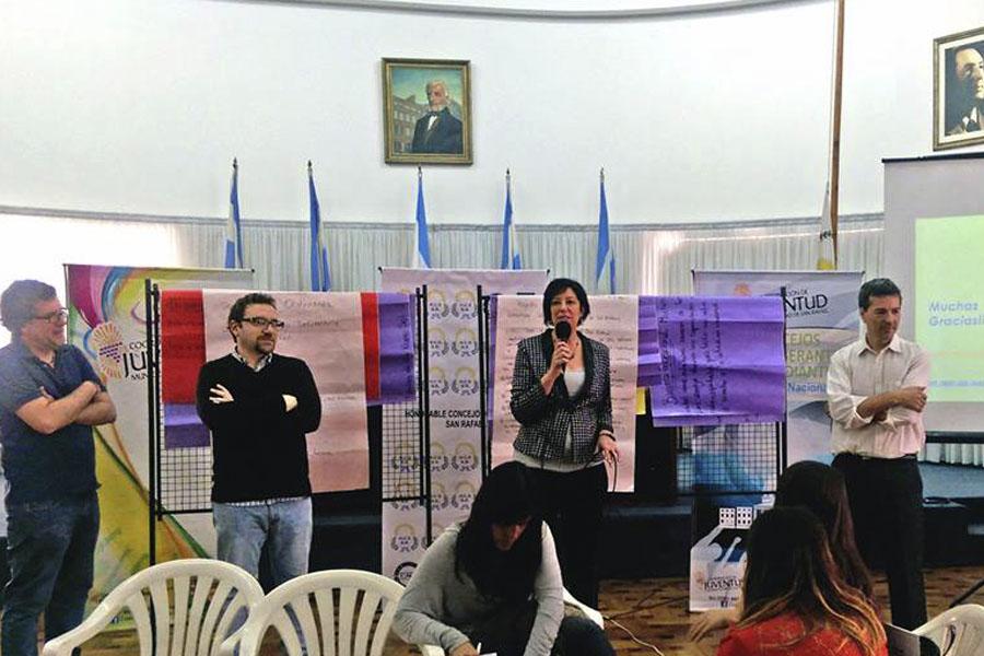 Se realizó un taller sobre derechos e inclusión de las personas con discapacidad