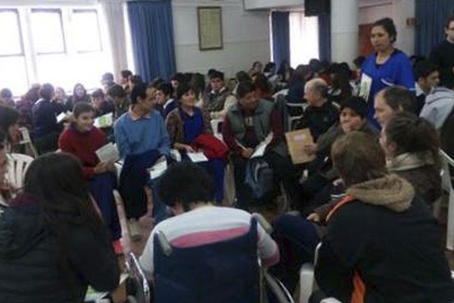 Se organizaron reuniones con los referentes de las ciudades de Las Heras y Maipú, para coordinar acciones futuras.
