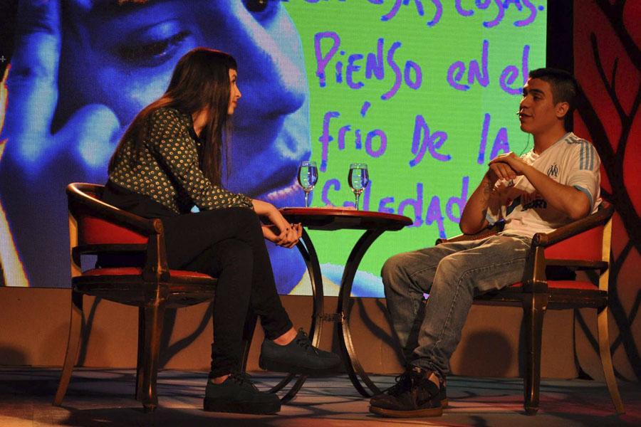 """""""Estado de Mente"""" es el ciclo de entrevistas organizado por la Subsecretaría de Juventud."""