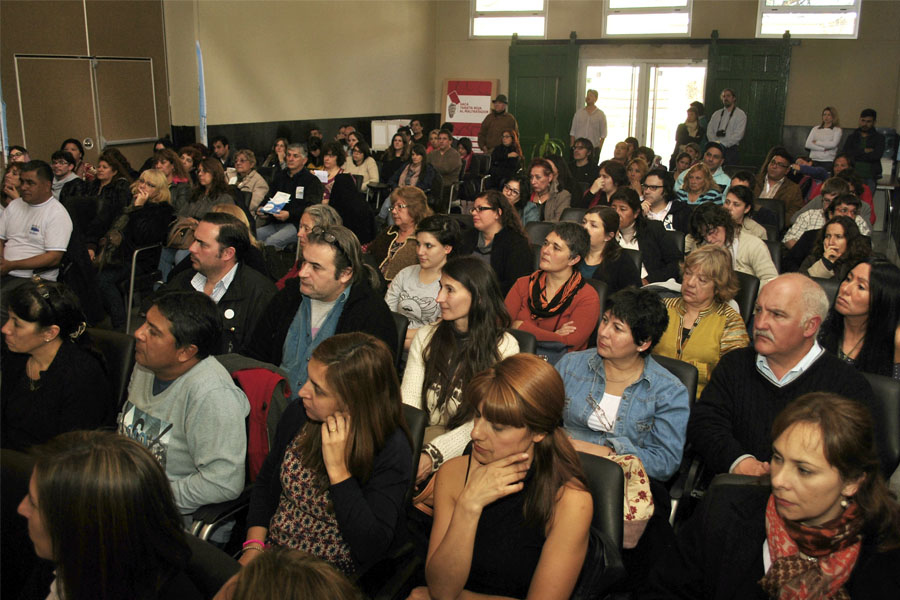 """El encuentro fue en el predio """"Cañitas: Industria Creativa"""" y participaron más de 150 emprendedores."""